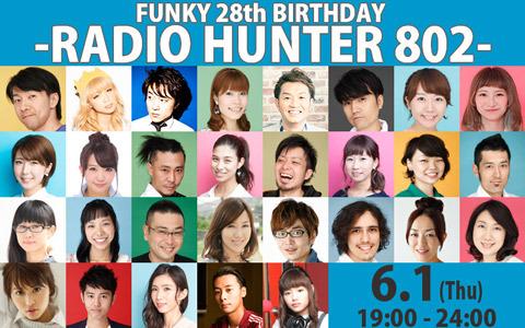 大阪で人気のラジオ局・FM802は6...