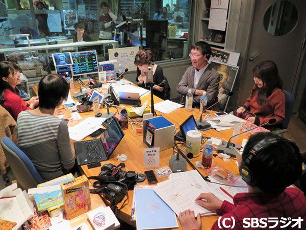 ▲狩野芳伸先生(右から2番目)
