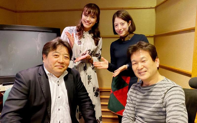 ジュリア ラジオ 薄田